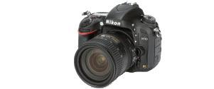 New Nikon D610