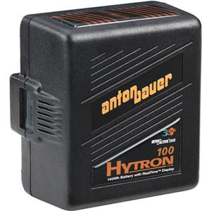 Search Logic Series Hytron 100 Digital Nickel Metal Hydride Battery 14.4 volts, 100 watt hours, 3-Stud Gold Product photo