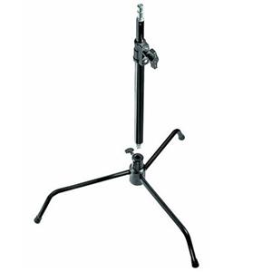 "Excellent Heavy Duty 38.6"" Backlite Mini C-Stand, with 5/8"" Mounting Stud, Steel Legs / Aluminum Ris Product photo"