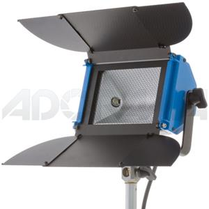 Stylish Mini-Flood Quartz Tungsten Flood Light, 1000 Watt, 120-240 VAC Product photo