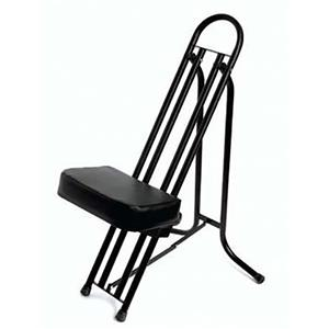 Serious Astronomy Viewing Chair, Metal, Black. Product photo