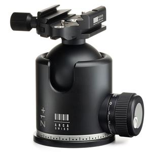 User friendly Monoball Z1 SP Single Pan with Classic Quick Set Device , Supports 132 lbs. (Requires Plate) Product photo