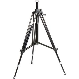 "Pretty 028B Black Tripod Legs (Height 30.4-69.4"", Maximum Load 26.50 lbs (#3246) Product photo"