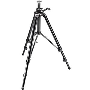 "Serious 475B (3236) Digital Pro Geared Black Tripod Legs (Height 16.6-74"", Maximum Load 26.50 lbs) Product photo"