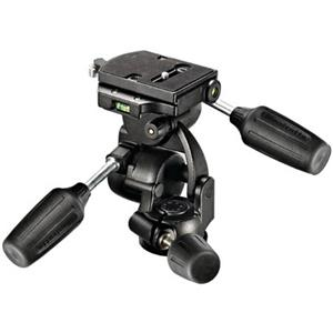 Learn more about 808RC4 3-Way Pan/Tilt Head with Quick Release - Supports 17.6 lbs Product photo