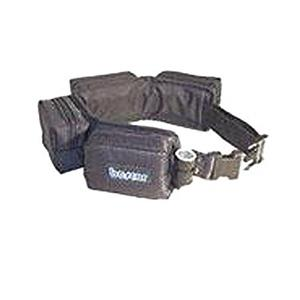 Cheap SLM-10NC 9-amp 4-Pouch Battery Belt with Cigarette Socket Output, Without Charger Product photo