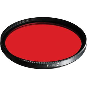 New 82mm #090 Multi Coated Glass Filter - Light Red #25 Product photo