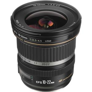 Order EF-S 10-22mm f/3.5-4.5 USM Zoom Lens - U.S.A. Warranty Product photo