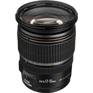 Purchase EF-S 17-55mm f/2.8 IS USM Ultra Wide Angle Zoom Lens for for 40D, 30D, 20D, & Digital Rebel Came Product photo