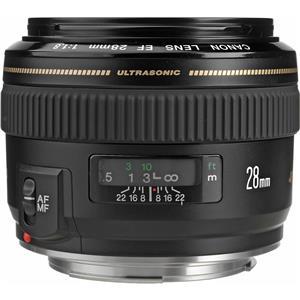 Check out the EF 28mm f/1.8 USM AutoFocus Wide Angle Lens - USA Product photo