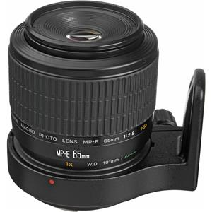 Purchase MP-E 65mm f/2.8 1-5x Macro Photo Manual Focus Telephoto Lens - USA Product photo