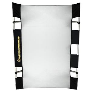 Unique Mini 3x4' Reflector Super Saver Starter Kit Silver/White Product photo