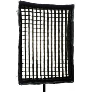 Affordable 30 Degree Fabric Grid for the Medium Sized Soft Boxes. Product photo