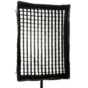 Serious 40 Degree Strip Fabric Grid for Medium Sized Strip Soft Boxes. Product photo