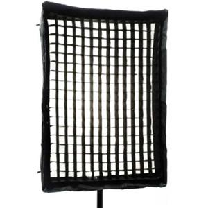 Magnificent 40 Degree Strip Fabric Grid for Small Sized Soft Boxes. Product photo