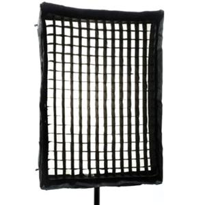 Serious 60 Degree Fabric Grid for Small Sized Soft Boxes. Product photo