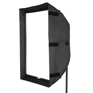"Stunning Video Pro Plus 1 Light Bank, Small 24x32"" for Hot Lights. Product photo"