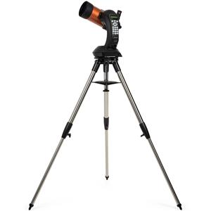 Beautiful NexStar 4 SE Maksutov-Cassegrain Telescope, Special Edition Package with Orange Tube & XLT Coati Product photo