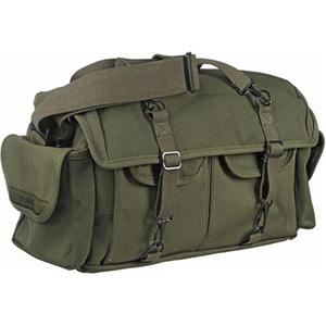 Special F-1X Little Bit Bigger Canvas Camera Bag, Olive. Product photo