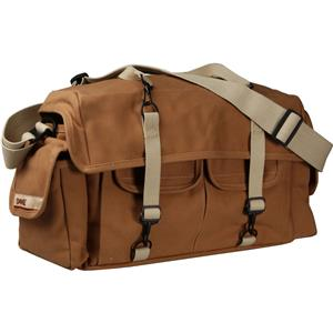 Superb-quality F-1X Little Bit Bigger Camera Bag, Canvas, Sand. Product photo