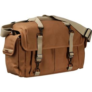 Superb F-7 Double AF Camera Bag, Canvas, Sand. Product photo