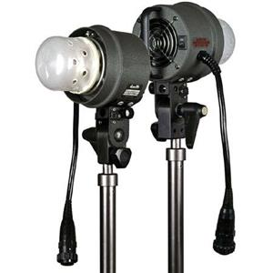 User friendly Blower Cooled Studio Flash Head - 2000WS Bare Bulb (4040 / SH2000) Product photo