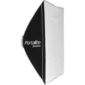 "Magnificent Portalite 25.5x25.5"" Single Diffuser Square Softbox for Flash. Product photo"