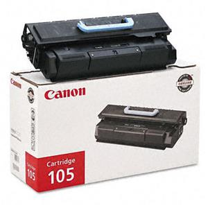 Check out the Black Toner Cartridge # 105 for the imageCLASS MF7280, MF7460, MF7470 and MF7480 Laser Multifunction Product photo