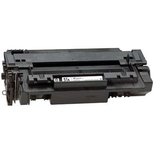 Superb Black Print Cartridge for Select  Color Laserjet Printers (Yield: Appx 6500 Copies) Product photo