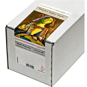 "Learn more about William Turner, 100 % Rag, Natural White Matte Inkjet Paper, 16 mil., 190 g/mA, 24""x39' Roll. Product photo"