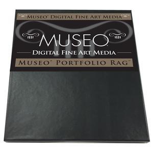 "Money saving Portfolio Rag Extra Smooth Matte Fine Art Inkjet Paper, 300gsm, 17x22"", 25 Sheets Product photo"