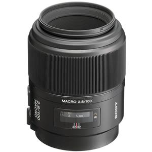 Purchase 100mm f/2.8 Alpha A DSLR Mount Lens Product photo