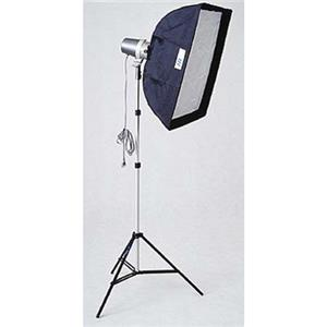Select SL-160 Light Plus Kit, Versalight J-160 Monolight Strobe with Soft Box & Stand. Product photo