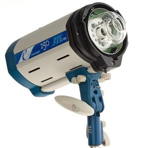 Unique Versalight E-250, 250 Watt Monolight Strobe, with Aluminum Alloy Housing Product photo