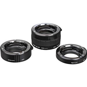 DG Auto Extension Tube Set for the Sony A & Minolta AF Maxxum Mount Product image - 721
