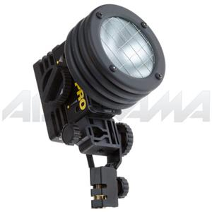 Info about Pro-light, 250 watt, 230 Volt Quartz Halogen Light, Dedicated CE Approved Euro Model Product photo