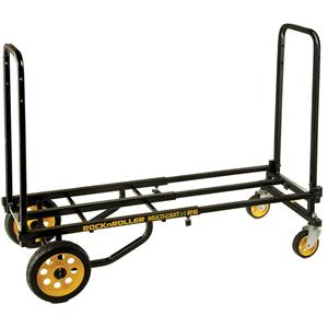 Superb-quality Rock N Roller MultiCart R6 Mini Transporter with Molded Rear Wheels, Load capacity: 500 lbs. / 27 cu Product photo