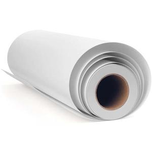"Cheap Entrada Rag Fine Art, 2-Side Bright White Matte Inkjet Paper, 15.5 mil., 190gsm, 13x66"" Roll. Product photo"