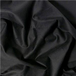 Unique 20x20' Solid Black Overhead / Butterfly Textile. Product photo