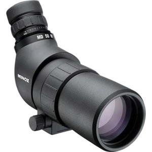 Special MD 50mm WP Spotting Scope 16 - 30x Zoom Eyepiece, Angle Version, Waterproof to 16.4'/5 m., with Case Product photo