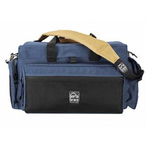 Order Blue DV Organizer Field Production Bag with Universal Cradle for Most Mini DV Cameras & Accessor Product photo