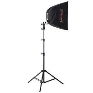 Purchase Litedome, Small Softbox Kit with Shoe Mount, Connector & Stand Product photo