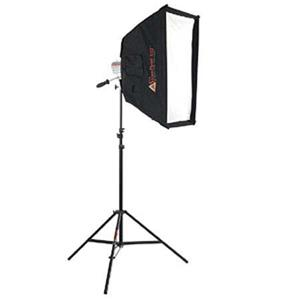 Purchase Starlite Medium Kit, 1000 watt Starlite, Medium Silverdome, Lightstand Product photo