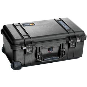 Money saving 1510 On Watertight Hard Case without Foam Insert, with Wheels. - Charcoal Black Product photo