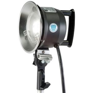 "Popular Flash Head with 6"" Reflector for  Flashmaster Power Packc Product photo"