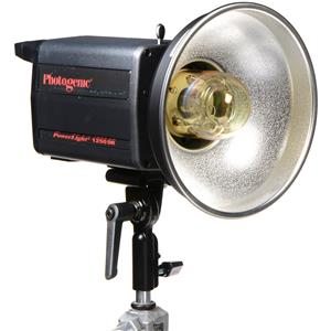 Affordable PowerLight 1250DR, 500ws Monolight with Digital Display & UV Coated Flashtube Color-Corrected (P Product photo