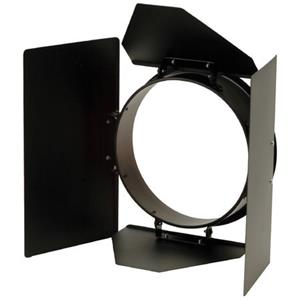 "Excellent 4-way Barndoors for use with the PL7MF Mounting Frame for 7 1/2"" Reflectors. (PL7BD) Product photo"
