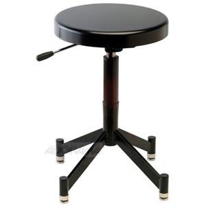 Pneumatic Posing Stool with Glides & 4 Leg Steel Base. (PG341B) Product image - 498