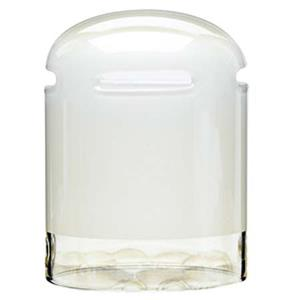 Money saving Frosted Flash Tube Glass Cover, UV-coated (-300k Deg ). #101518 / 504-334 Product photo