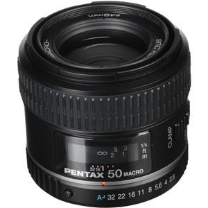 Precious Normal smc P-D FA 50mm f/2.8 Macro Autofocus Lens Product photo